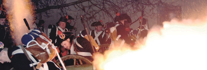 First Day of the Battle of Znojmo